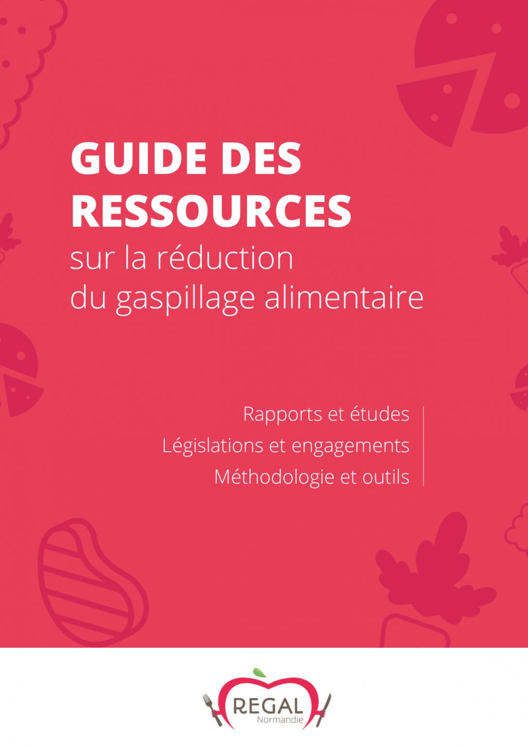 Guide des ressources sur la réduction du gaspillage alimentaire